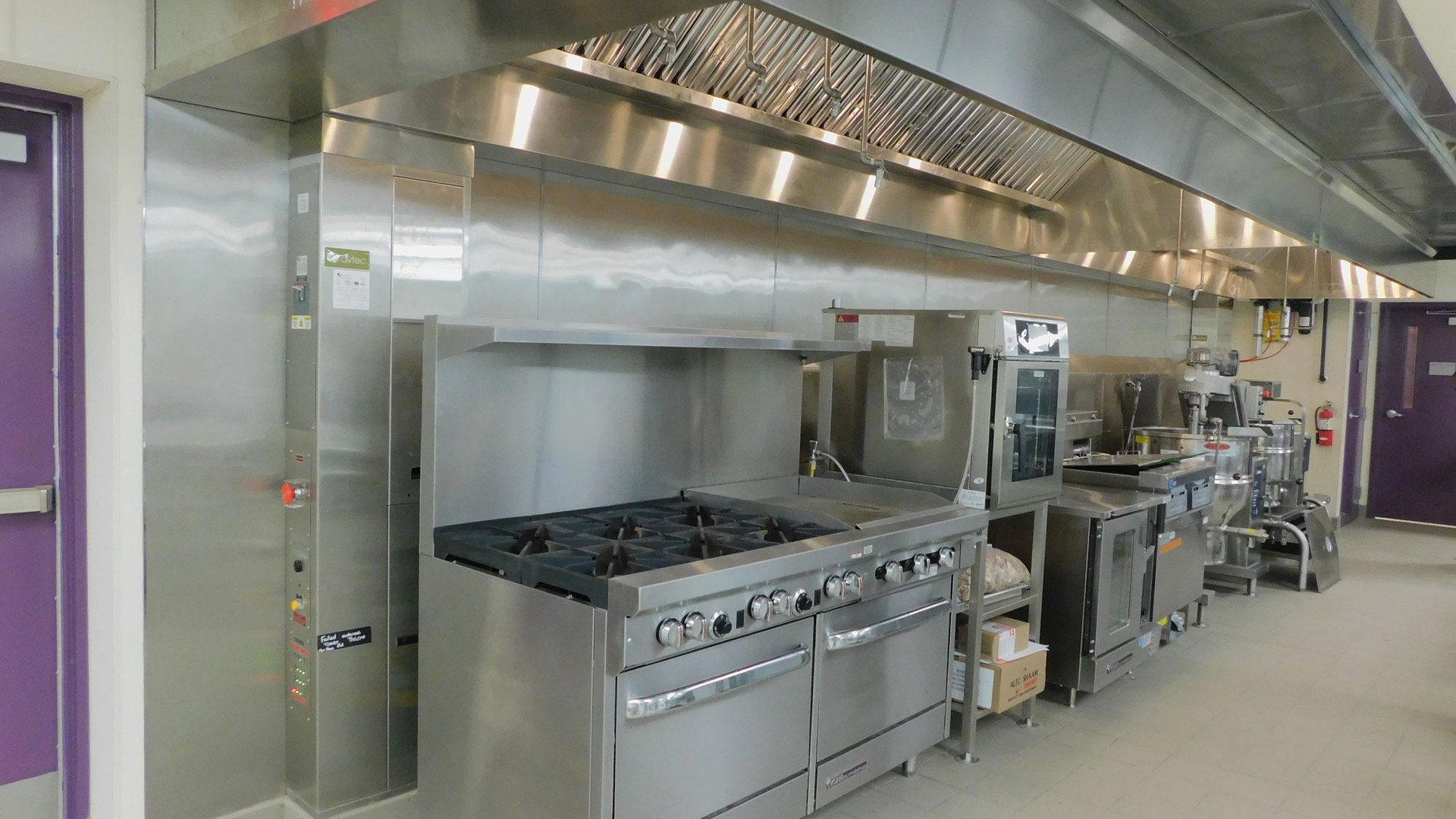 Product Development Kitchen