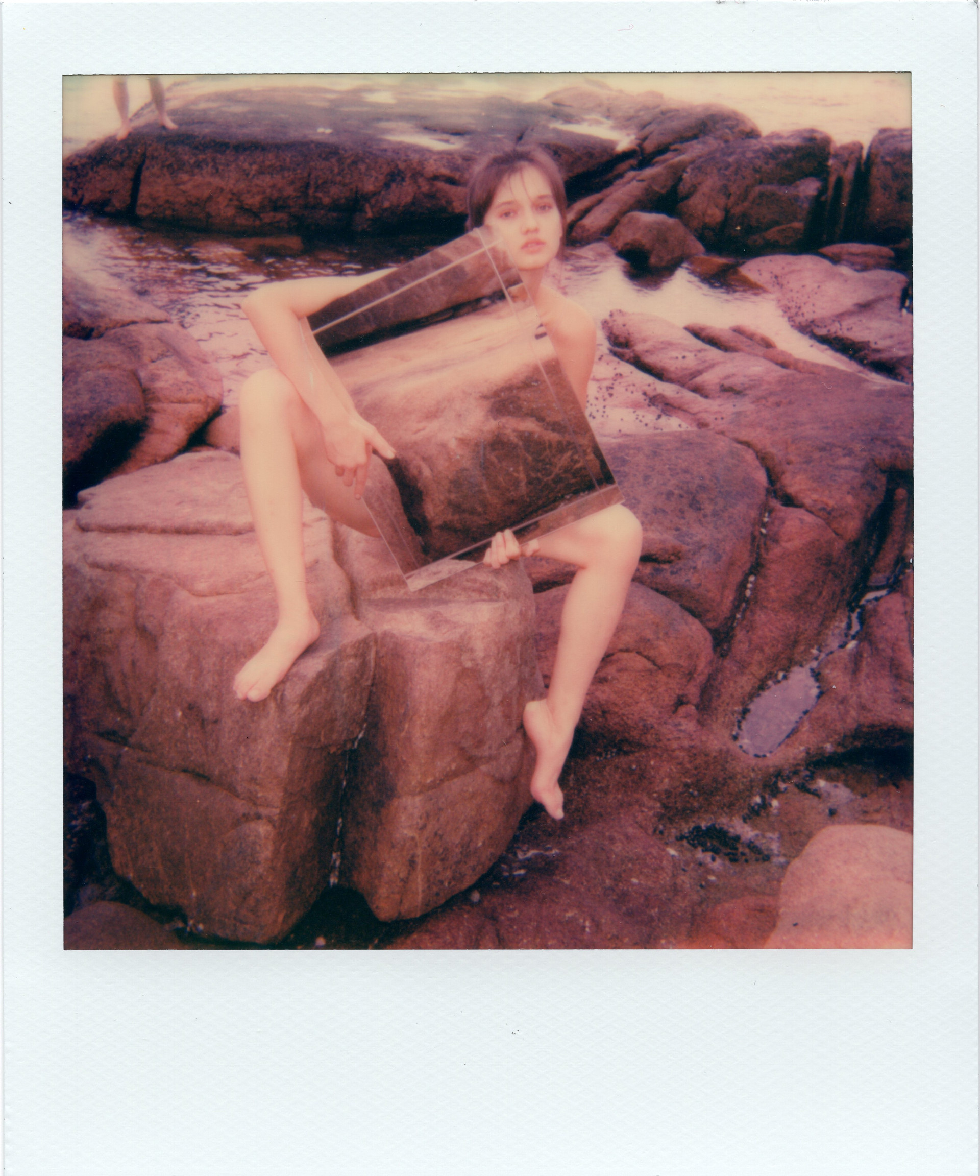 JANE - POLAROID 600