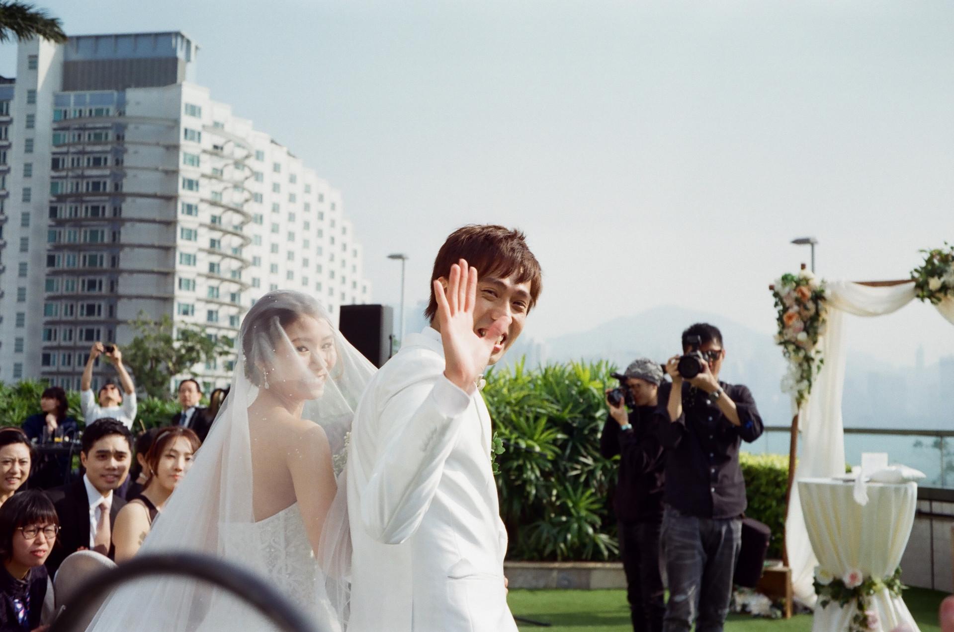ALEX AND JESS WEDDING