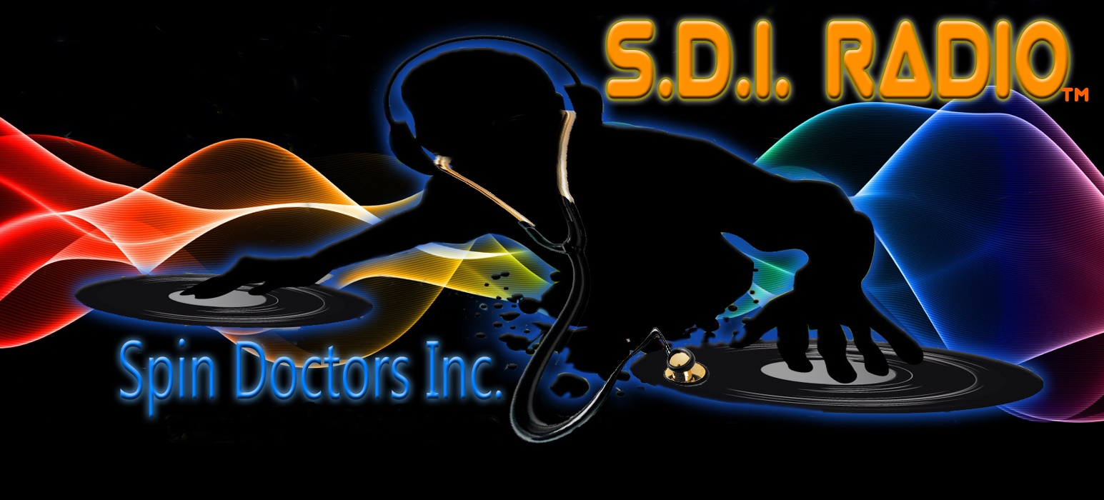 SPIN DOCTORS Inc. Original Logo 2001