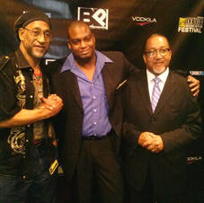 "Red Carpet with Legendary ""DJ Kool Herc"""
