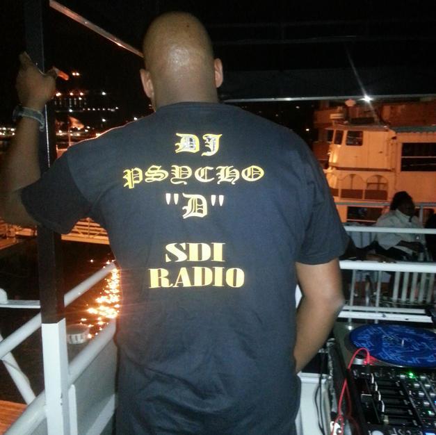 """President Of SDI Radio """"DJ Psycho D"""""""