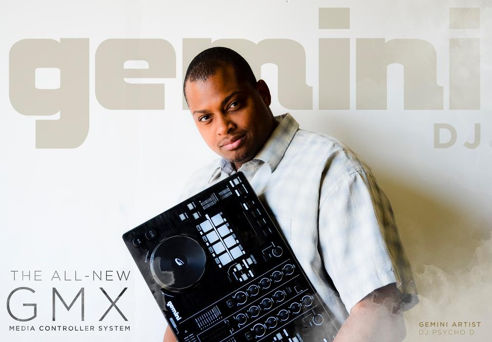 dj psycho d gemini new mp3 mixer