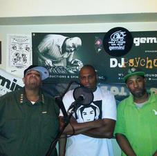 DJ Psycho D & Swamp City