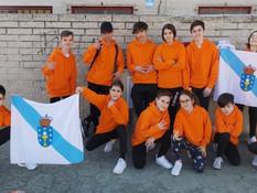 TDR alcanzó la semifinales del Campeonato de España de grupos.