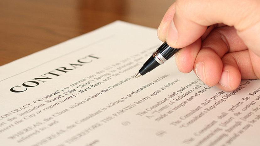 英文契約書サポート English Contract Writing Course