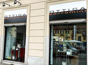 Ottica-Borromini-Ottico-Torino-ingresso1