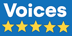 Voices.com 5 star rated