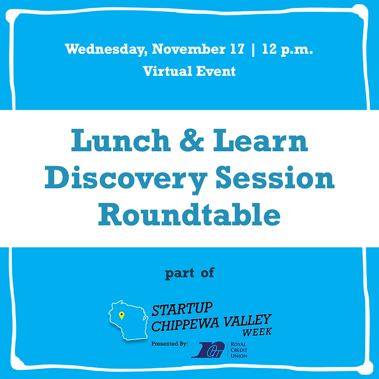 Lunch & Learn Discovery Session Roundtable