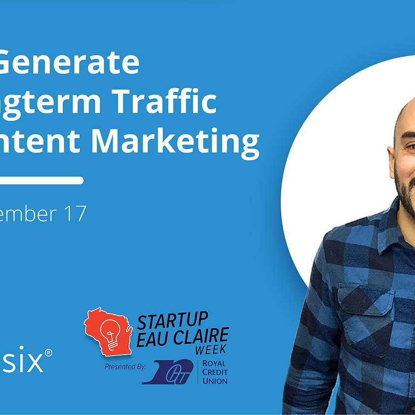 Generate Free Web Traffic with Content Marketing