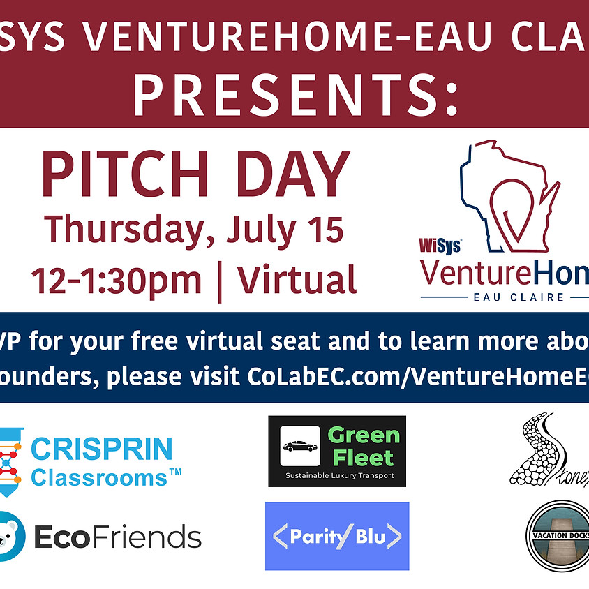 VentureHome Pitch Day
