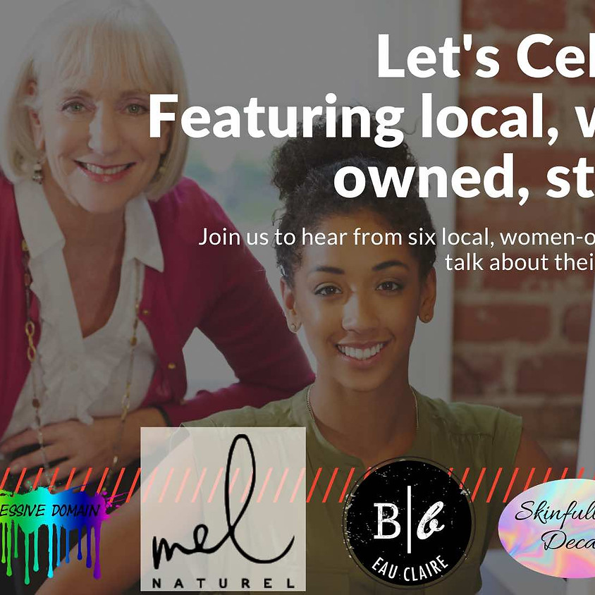 Women-Owned Business Experience Box Unboxing Party