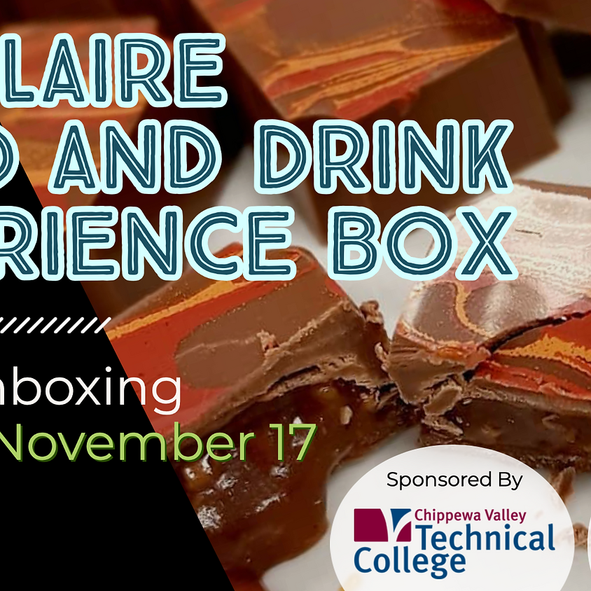 Eau Claire Food & Drink Experience Box