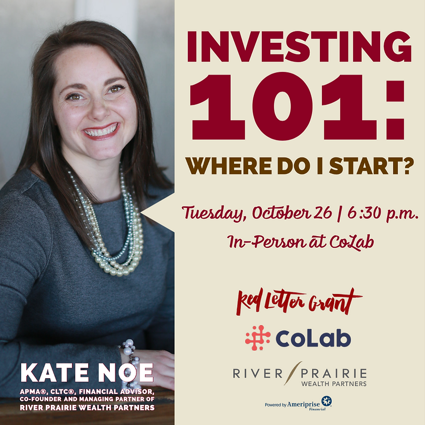 Investing 101: Where do I start?