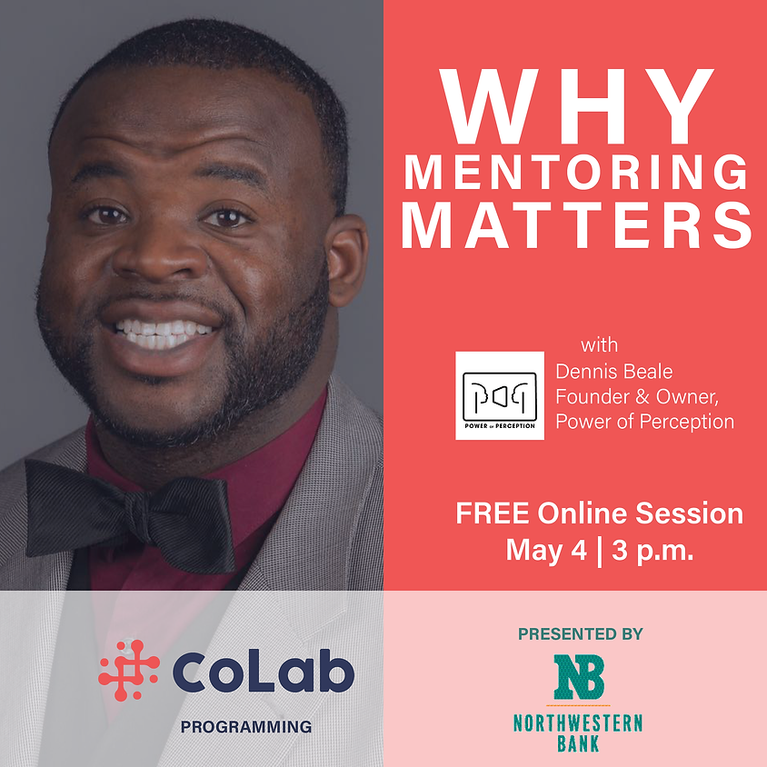 Why Mentoring Matters