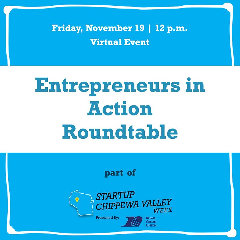 Entrepreneurs in Action Roundtable