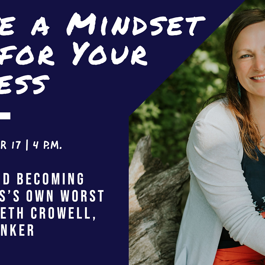 Create a Mindset Plan for Your Business