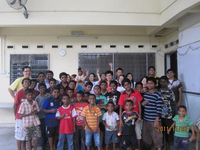 2011 Home visit Big Group