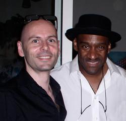 Stéphane Bertrand, Marcus Miller