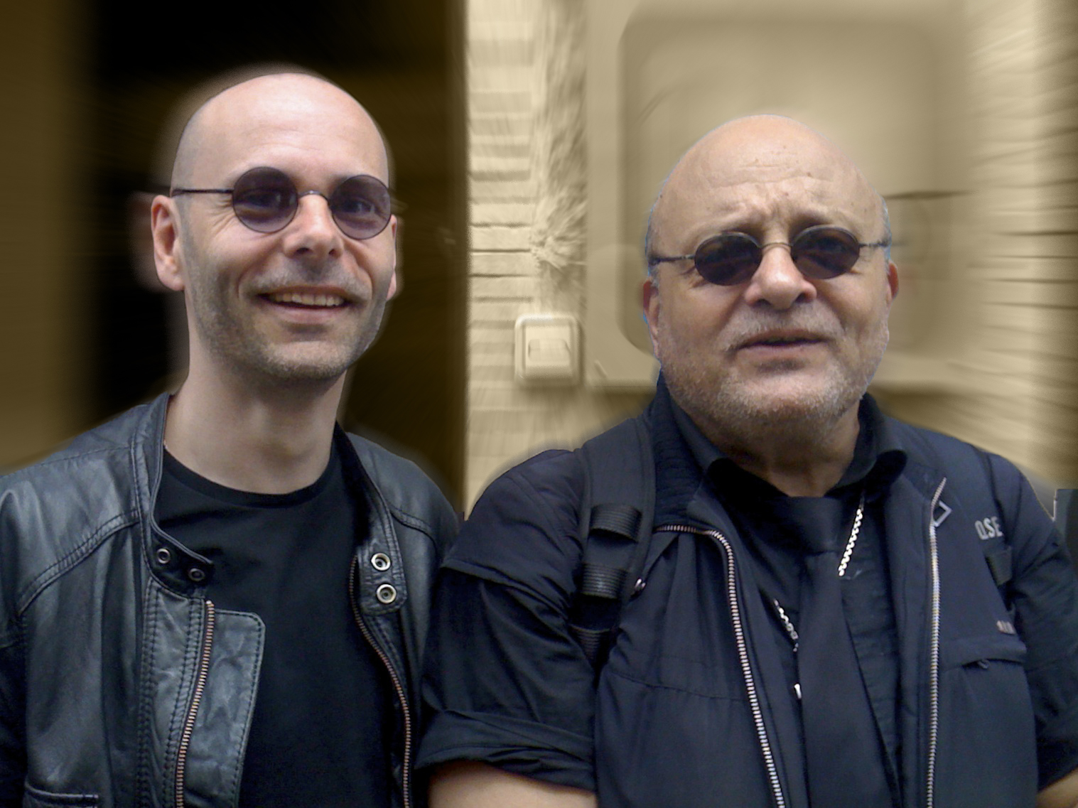 Stéphane Bertrand, Jannick Top