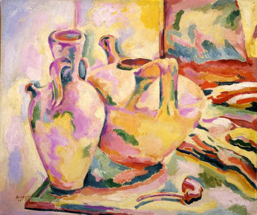 GEORGES BRAQUE (1892-1963)