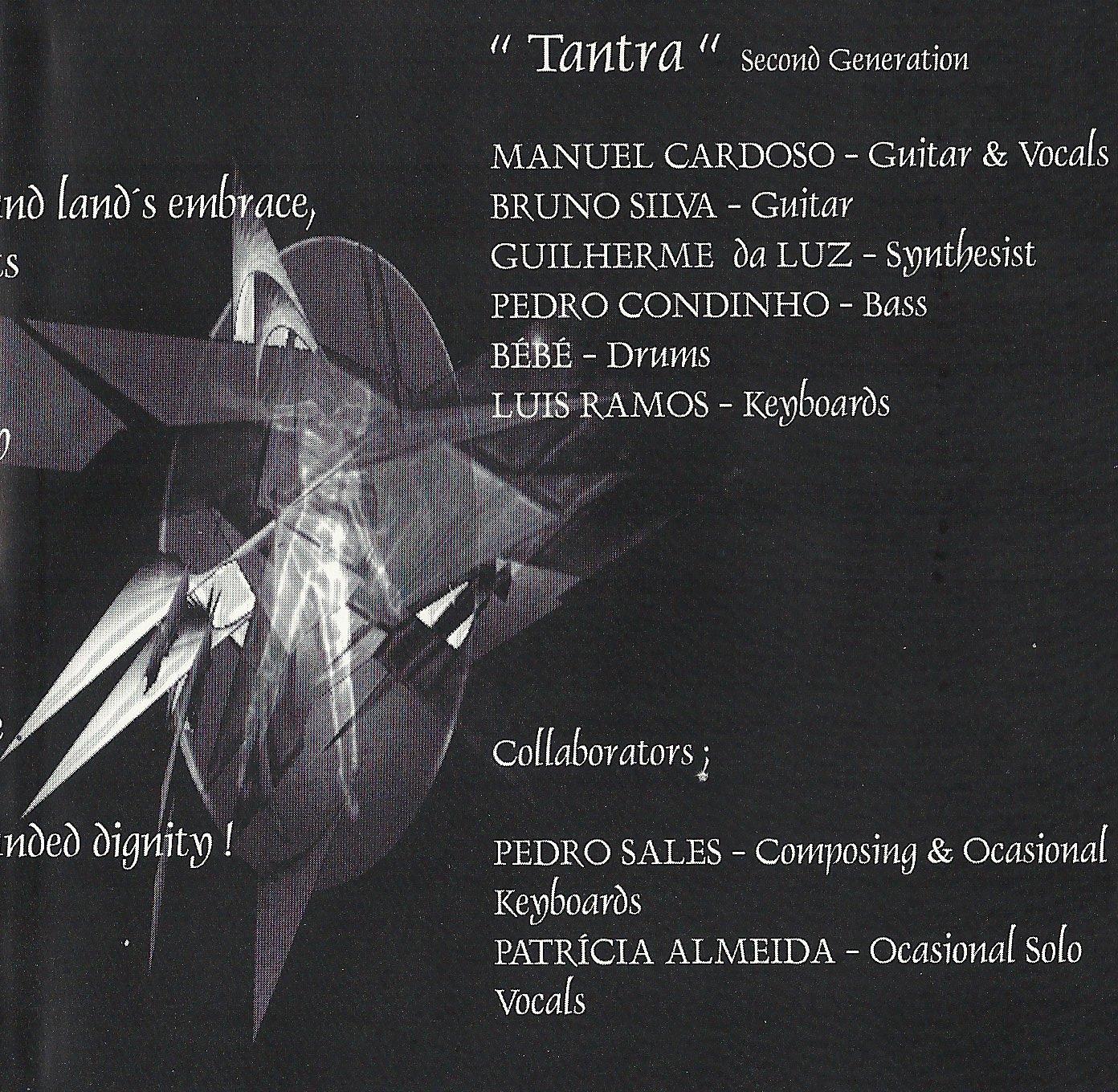 "Tantra - CD ""Terra"" (P)"
