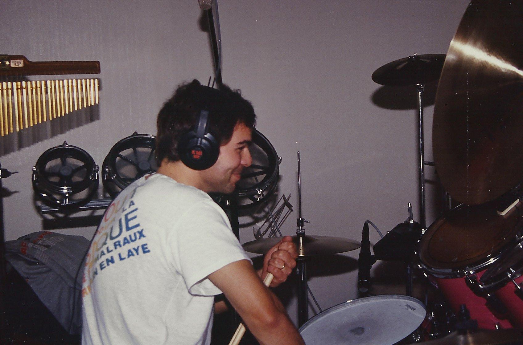 in Studio - Paris (F)
