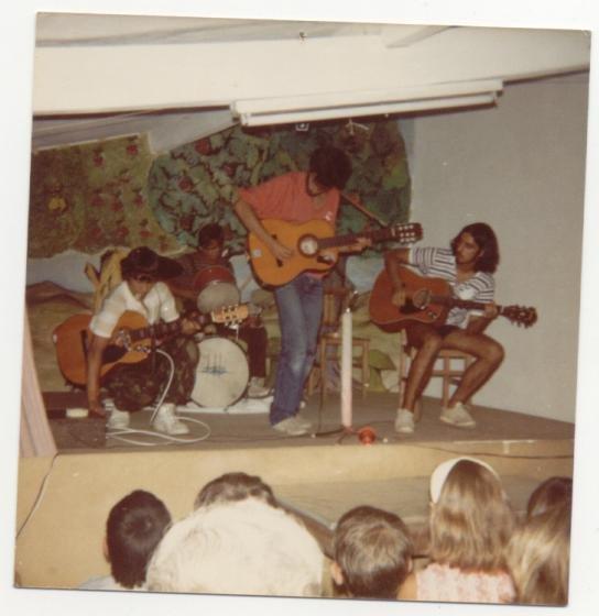 The firts concert - Church C.Cap.(P)