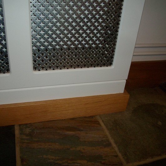 Bespoke Radiator Coverings