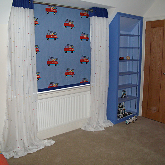 Children's Curtains & Blinds