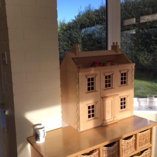 Custom-Built Doll's House