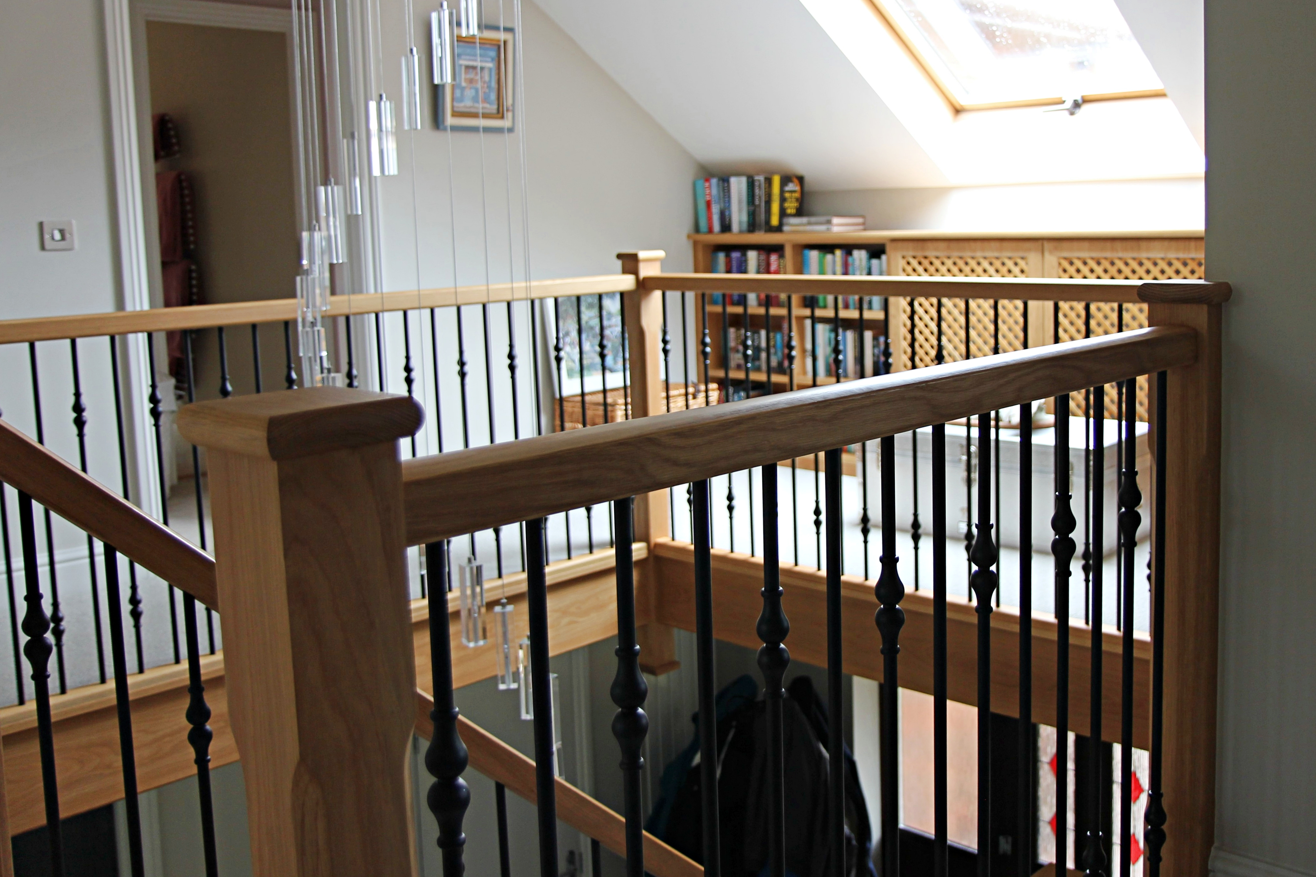Corresponding Bespoke Staircase