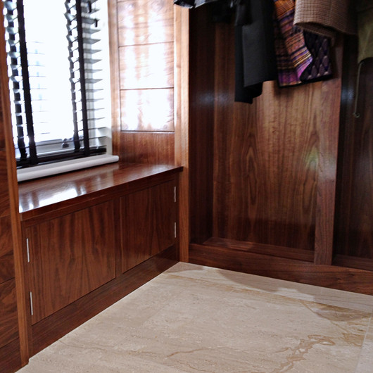 Bespoke Walk-In Dressing Room