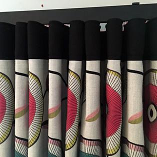 Designer Fabric Curtains
