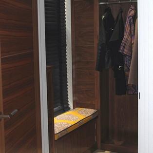 Bespoke Cloakroom
