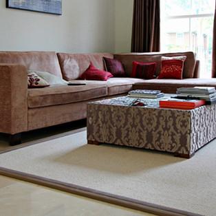 Corner Sofa & Coffee Table