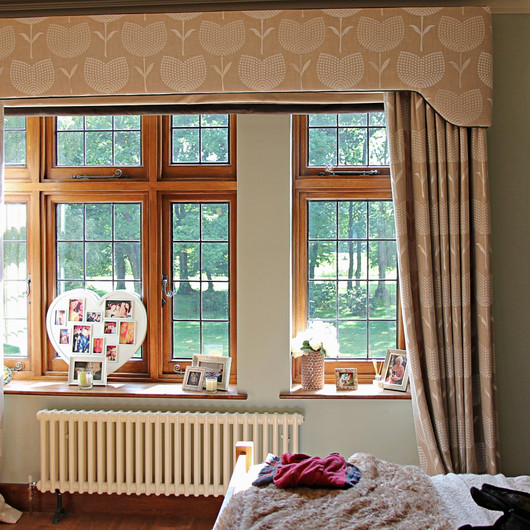 Bespoke Curtains & Pelmets
