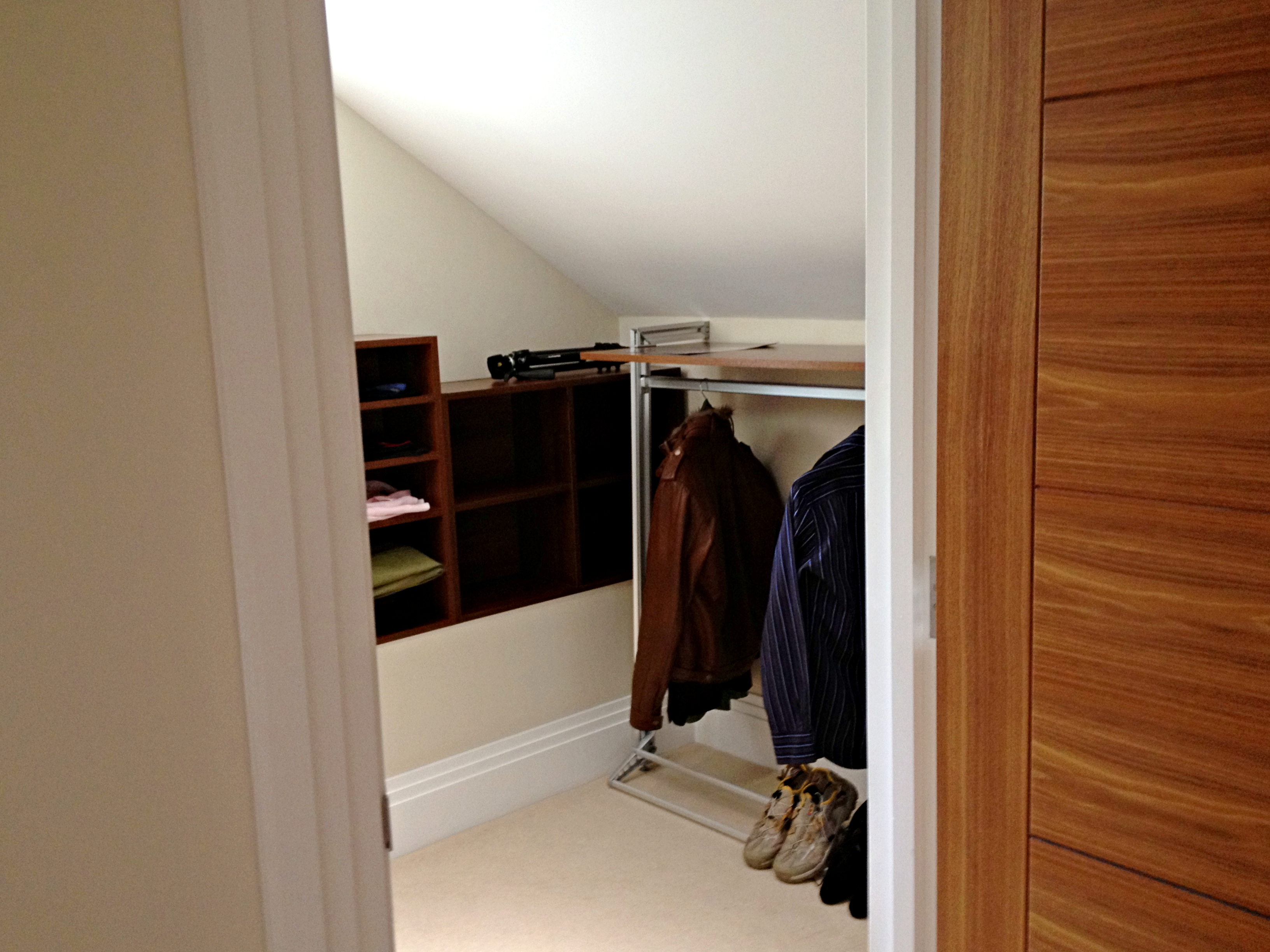 Bespoke Walk-in Wardrobe