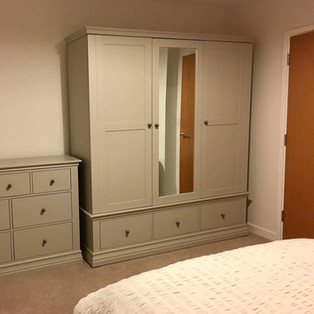 Bespoke Wardrobe and Units