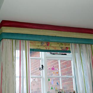 Viole Curtains & Blinds