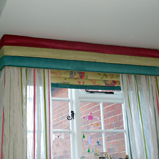 Viole Curtains & Blinds