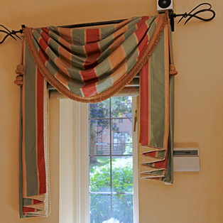 Bespoke Curtains & Pole