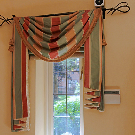 Bespoke Curtains & Pole