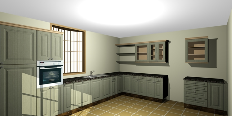 Park House - 1kitchendesignsoftware