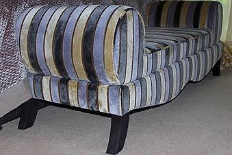 Interior Design in Hampshire, including bespoke furniture, designer fabric, corresponding colous, fabrics, and beautiful design