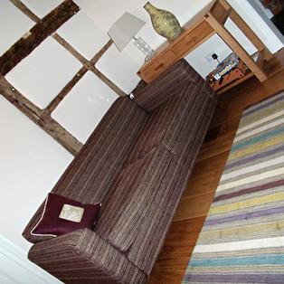 Living Room with Bespoke Sofa