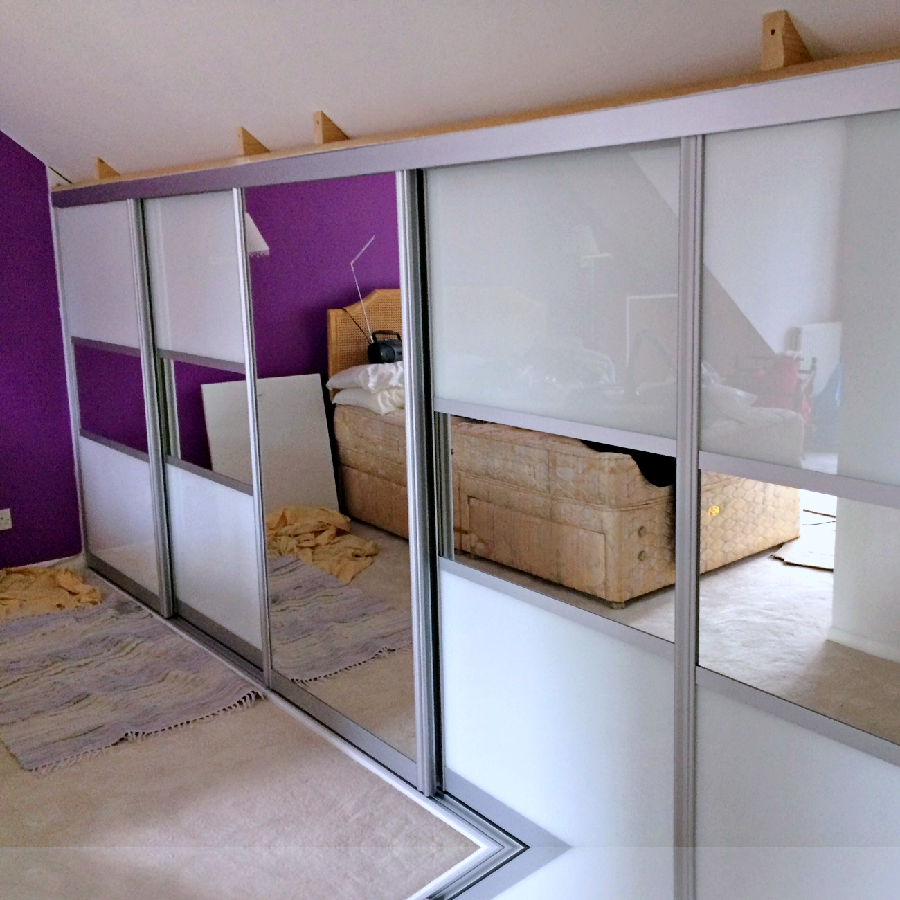 Bespoke Sliding Door Wardrobe
