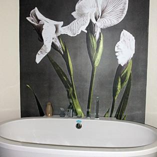Bespoke Bathroom Mural