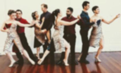 Idioma Tango at Bondi Beach Festival