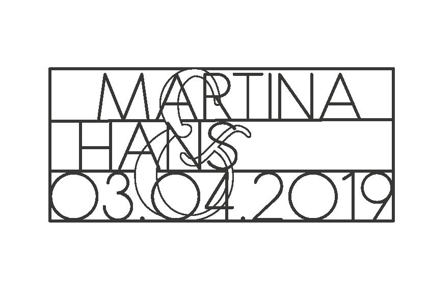 Hochzeit Martina und Hans